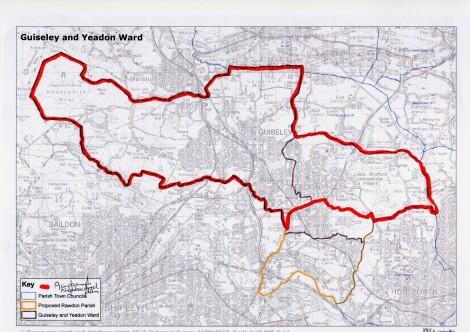 Aireborough Map