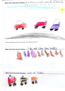 Guiseley Infants drawings
