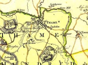 Jeffreys. Thame 1767