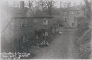 Lower Corn Mill now Low Gill Mill House