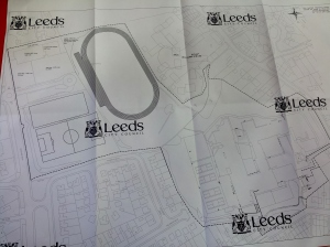 Plans for new Juniors at Fieldhead School (top left next to Bradford Road)