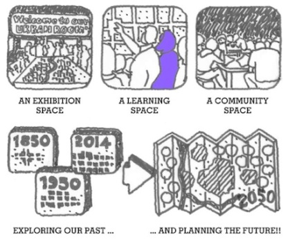 Every Town or City Should have an Urban Room or PLACE space