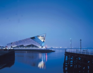 The Deep, Hull - Designed by Sir Terry Farrell