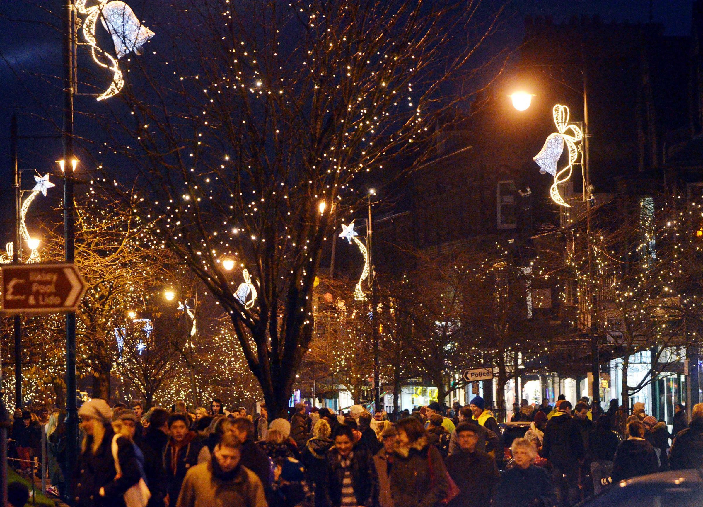 Team For Guiseley Christmas Lights 2015 | Aireborough Neighbourhood ...