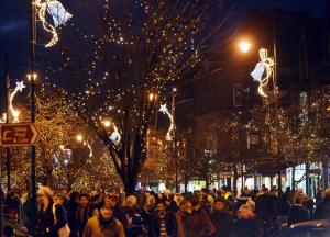 Ilkley Lights 2013 (source Wharfedale Observer)