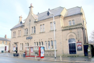 Guiseley Theatre (former Town Hall) 2007