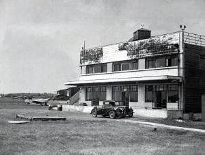 Leeds Bradford Airport (Yeadon) early 1950's