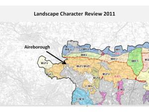 Map link below Leeds 2011 Landscape Assessment