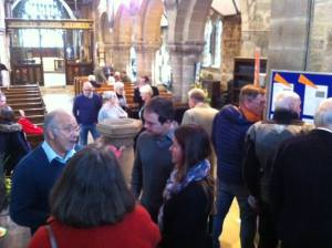 Pop-Up at Guiseley Church