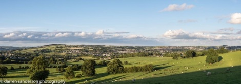 Valued Aireborough Landscape from Hawksworth