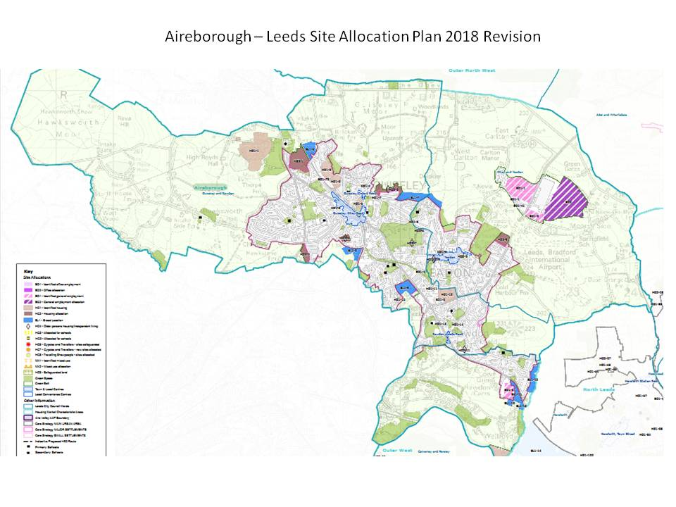 Aireborough Green Belt To Be Deleted Unnecessarily Have Your Say